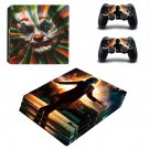 Joker decal skin for PS4 Pro Console & Controllers