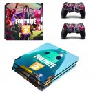 Fortnite decal skin for PS4 Pro Console & Controllers