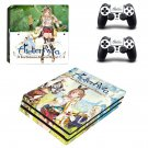 Atelier Ryza decal skin for PS4 Pro Console & Controllers