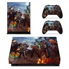 Fortnite decal skin for Xbox one X Console & Controllers