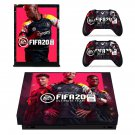 FIFA 20 decal skin for Xbox one X Console & Controllers