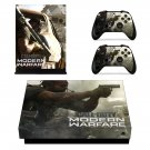 Modern Warfare decal skin for Xbox one X Console & Controllers