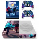 Fortnite decal skin for Xbox one S Console & Controllers