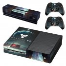 Destiny 2 Shadow Keep decal skin for Xbox one Console & Controllers