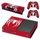 Spider Man decal skin for Xbox one Console & Controllers