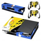 Untitled Goose Game decal skin for Xbox one Console & Controllers