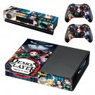 Demon Slayer decal skin for Xbox one Console & Controllers