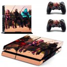 Fortnite 2 fishing decal skin for PlayStation 4 Console & Controllers
