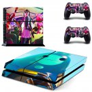 Fortnite decal skin for PlayStation 4 Console & Controllers