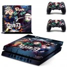 Demon Slayer decal skin for PlayStation 4 Console & Controllers