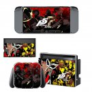 Persona 5 Royal decal skin for Nintendo Switch Console & Controllers