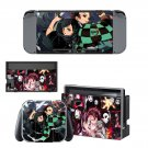 Demon Slayer decal skin for Nintendo Switch Console & Controllers