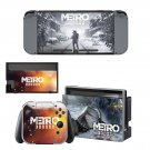 Metro Exodus decal skin for Nintendo Switch Console & Controllers