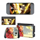 One punch man decal skin for Nintendo Switch Console & Controllers