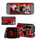 Persona 5 decal skin for Nintendo Switch Console & Controllers
