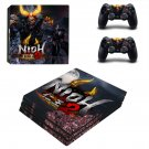 Nioh 2 decal skin for PS4 Pro Console & Controllers