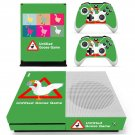 Untitled Goose Game decal skin for Xbox one S Console & Controllers