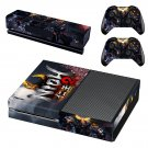 Nioh 2 decal skin for Xbox one Console & Controllers
