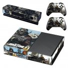 COD Warzone decal skin for Xbox one Console & Controllers