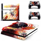 Star Wars Squadrons decal skin for PlayStation 4 Console & Controllers