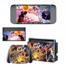 Pirate Warriors 4 decal skin for Nintendo Switch Console & Controllers