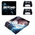 Beyond Two Souls decal skin for PS4 Pro Console & Controllers
