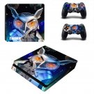 Fortnite decal skin for PS4 Slim Console & Controllers