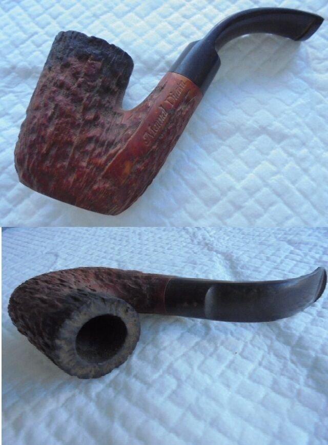MANUAL DIARTA SMOKED PIPE FROM 1980s ORIGINAL