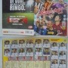 CALCIATORI 2005 2006 '05 '06 ALBUM FIGURINE PANINI COMPLETO + AGGIORNAMENTI ORIGINALE
