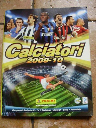 CALCIATORI 2009 2010 09-10 album PANINI ! COMPLETO + AGGIORNAMENTI + INSERTI CMP