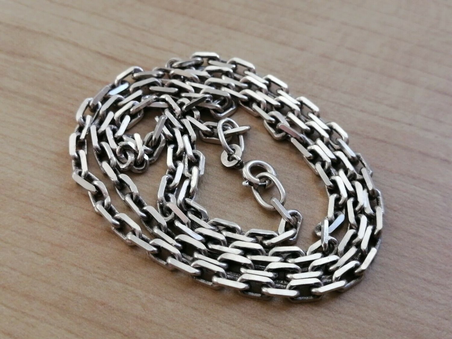 NECKLACE IN STERLING SILVER 925 IN IT'S GIFT BOX ORIGINAL