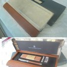 FABER CASTELL Pencils Set Eine Cassette Nr. II with sharpener New in wood box Original