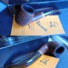 PETERSON DALKEY Smoked PIPE Original 1980s
