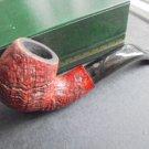MASTRO de PAJA 1981 3C 1 SOLE Smoked pipe from 1990s Original