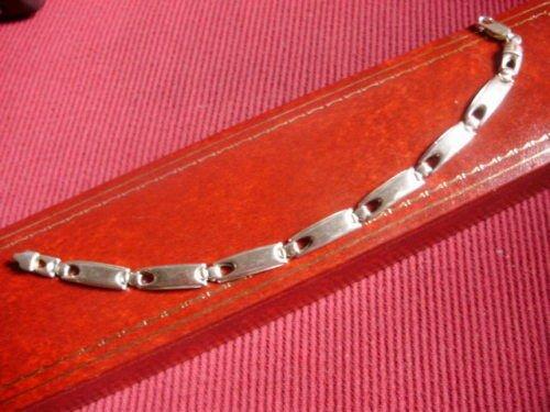 KIN DESIGN sterling SILVER 925 bracelet in gift box Original