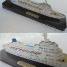 MODEL of the cruise ship OCEANIC PULLMANTUR Original