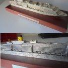 MODEL of the cruise ship COSTA LUMINOSA Original