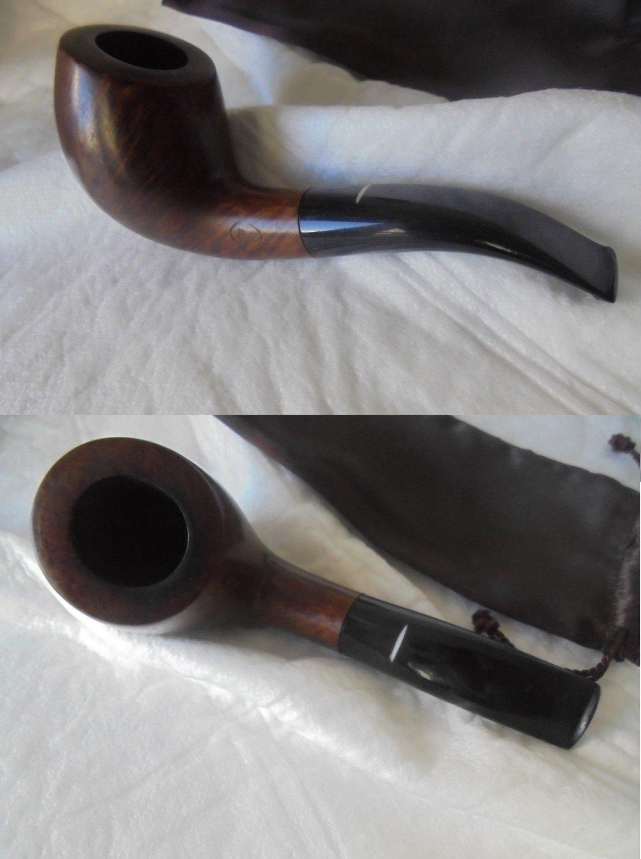 BALDO BALDI B4 1 Crown B. Baldi for CARMIGNANI Smoked Pipe Original
