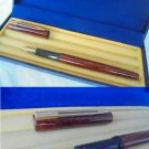 WATERMAN PRO GRADUATE fountain pen lacque in brown color Original in gift box