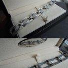 OTTAVIANI ARGENTIERI SILVER 800 bracelet Made in Italy Original