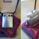 RONSON CADET Poket LIGHTER eorking Original from 1960s