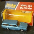 DINKY TOYS 122 car VOLVO 265 Dl Estate from 1978 1:40 mib very well kept