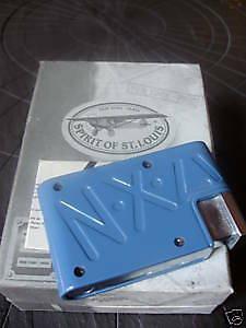 SPIRIT of ST. LOUIS Gas lighter New in box Original