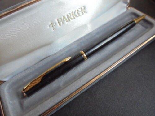 PARKER INSIGNIA ball pen lacque black In gift box Original