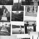 13 ORIGINAL PHOTOS Pictures of EGYPT from 1949 Cairo Asswan Luxor