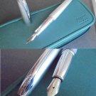 CROSS ATX fountain pen in steel Original