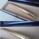 MOSCHINO ITALY ball point pen Gold color Original