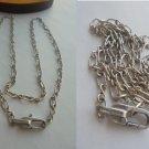 PIANEGONDA Italy NECKLACE chain in sterling SILVER 925 Original