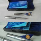 FISHER SPACE pen LUFTHANSA ball pen in gift box with garantee Original
