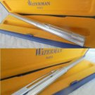 WATERMAN PRO GRADUATE ball pen in steel Original in gift box